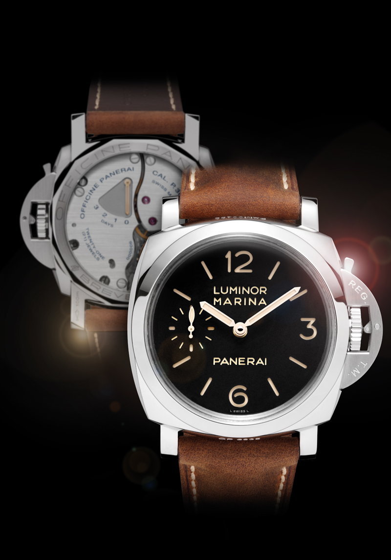The Panerai Luminor Marina 1950 3 Days