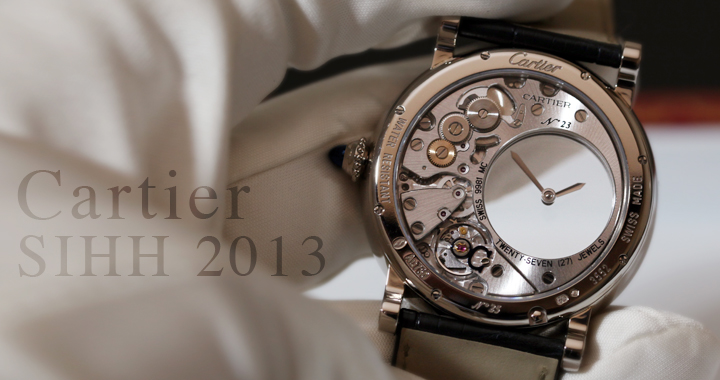 f09a92d9ed05f Cartier: The New 2013 Collection In A Nutshell! - Revolution