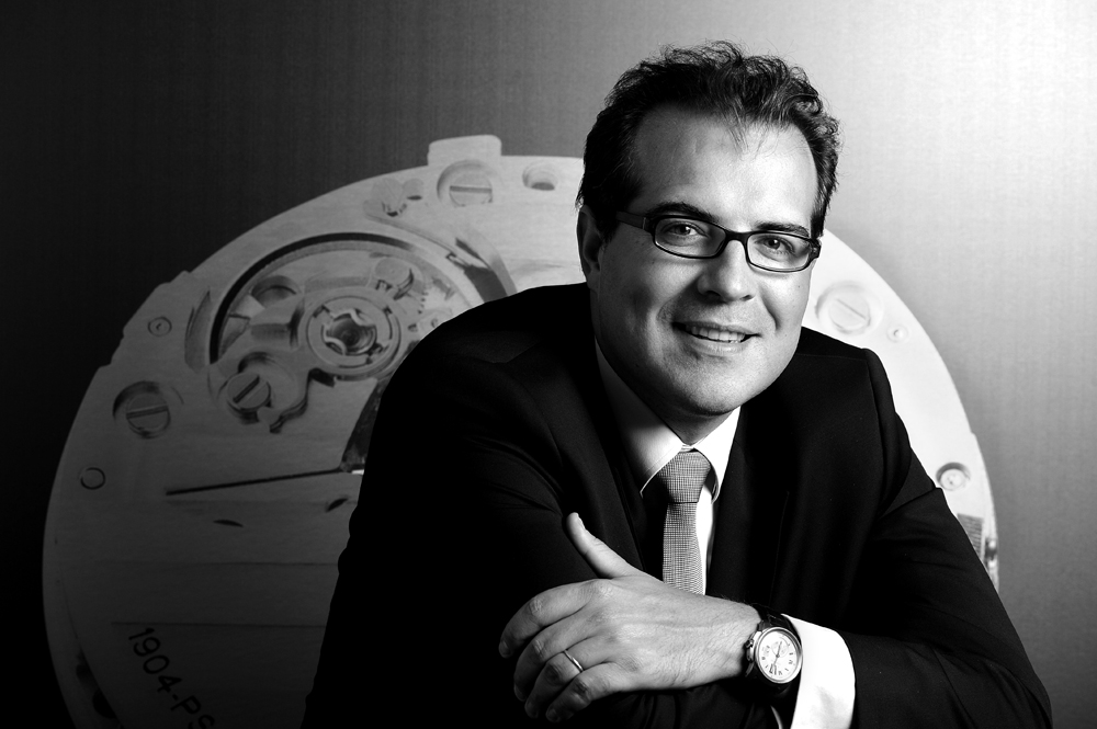 Thierry Lamouroux, International Watch Marketing Director of Cartier.