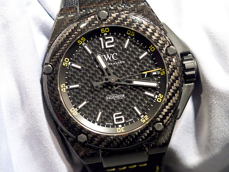 cheapest iwc watch