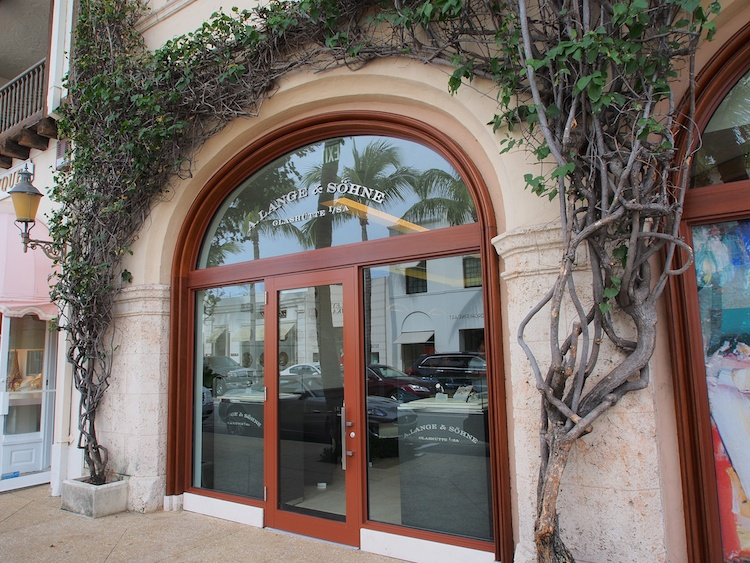 A. Lange & Söhne Boutique, Palm Beach