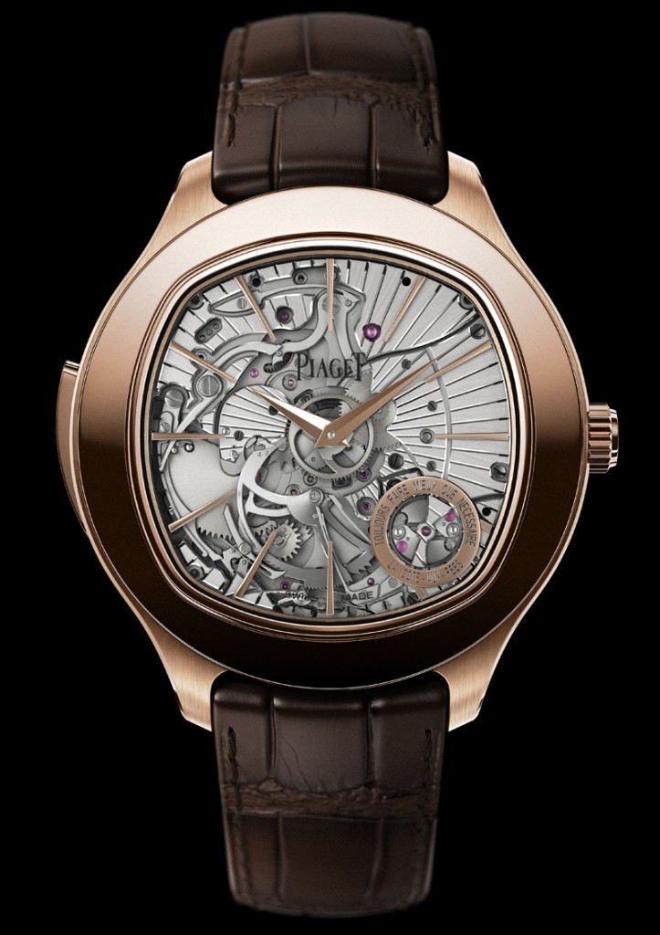 SIHH 2013 preview- Piaget Emperador Ultra-Thin Minute Repeater 5