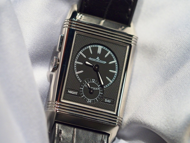 JLC Grande Reverso Ultra Thin Duo Face 2013