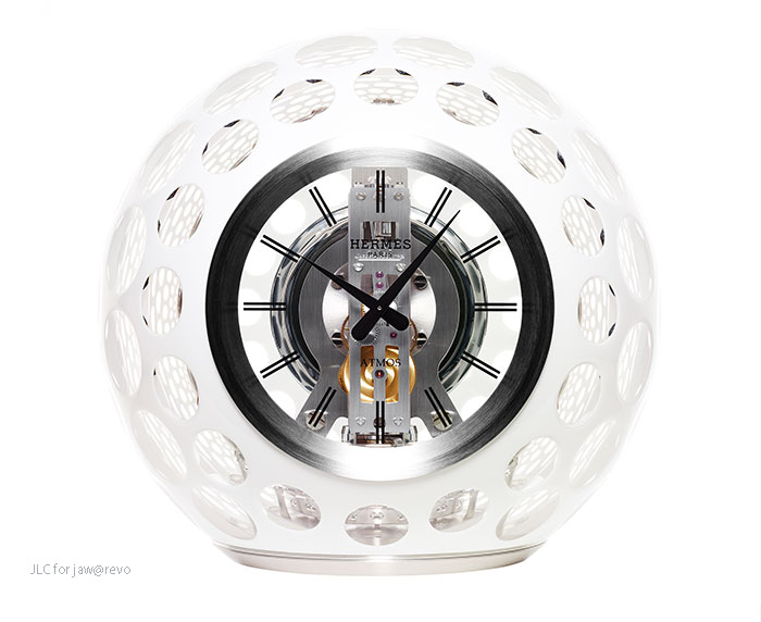 The ATMOS Hermes clock, media image.