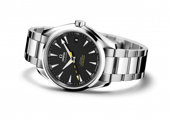 The Seamaster Aqua Terra 15,000 Gauss