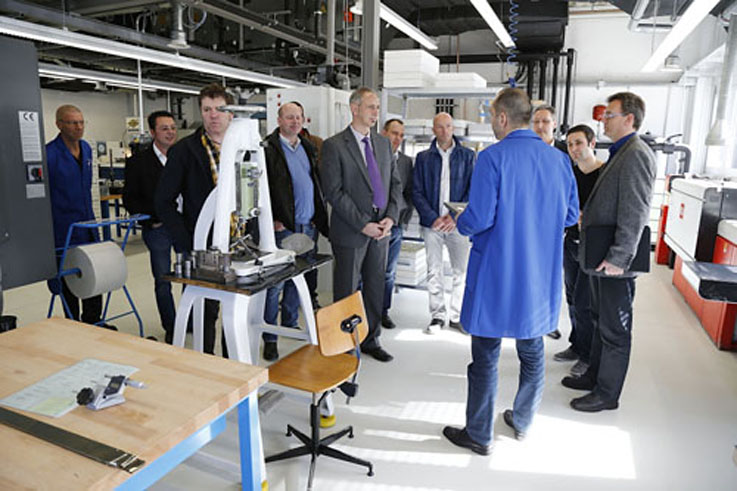 Glashuette Opens New Factory