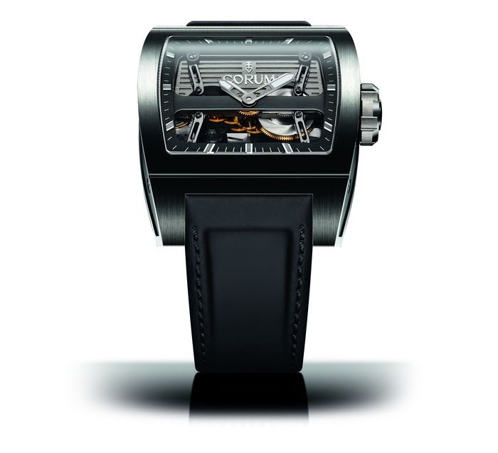 corum ti-bridge automatic dual winder 2