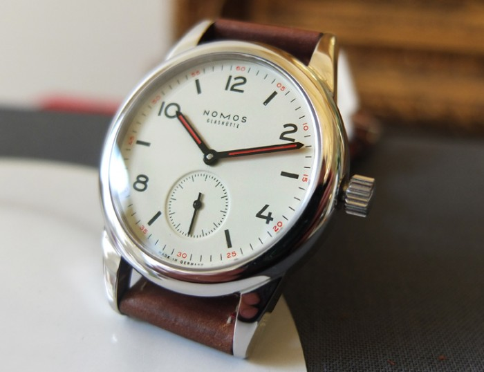 Nomos Club; the playful side of Bauhau