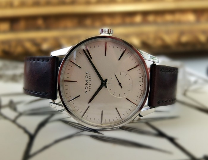 Nomos Zurich; Strictly Bauhaus