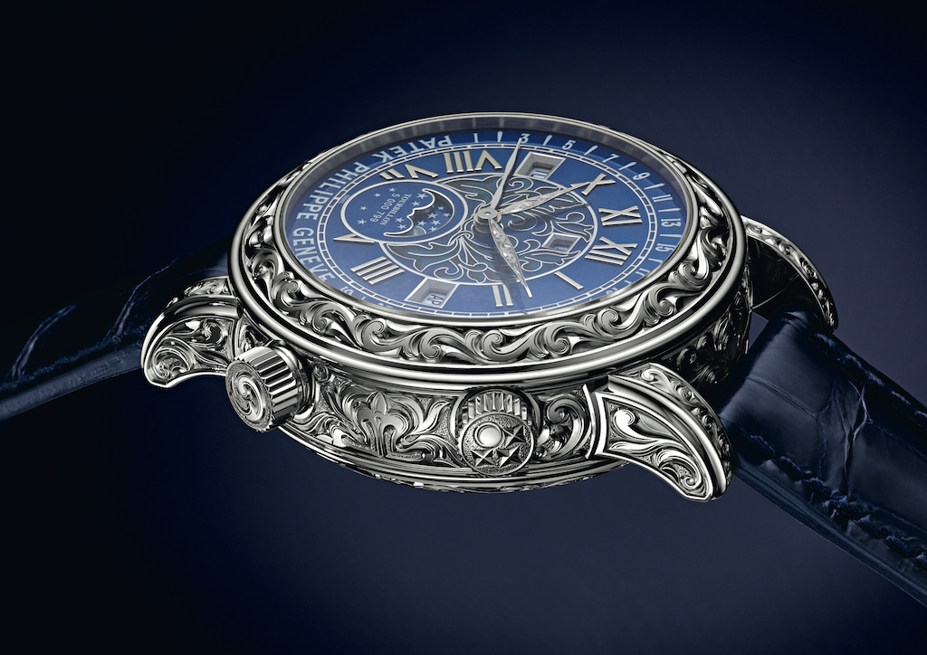 patek philippe mechanical watch