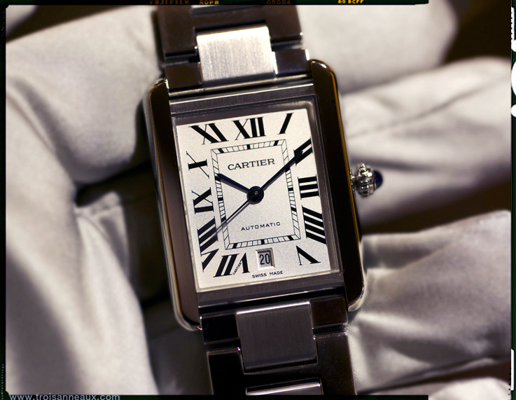 cartier outlet rkna  cartier tank watch mens
