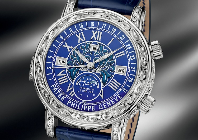 de5a1c5a7ec Patek Philippe Launches The Sky Moon Tourbillon | Revolution Watch