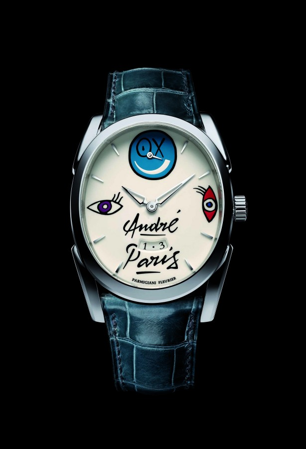 Limited Edition Ovale by Andre