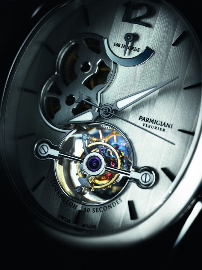 30 seconds tourbillon