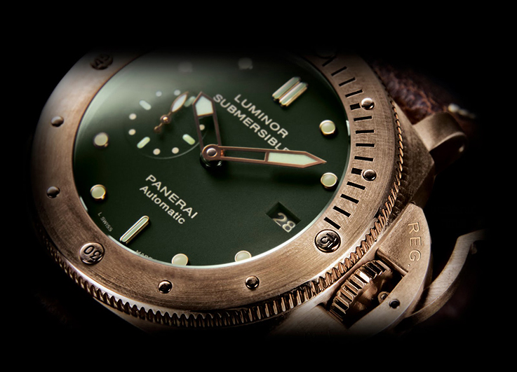 PANERAI 1950 Luminor Submersible 3 Days 'Bronzo' PAM00382 02