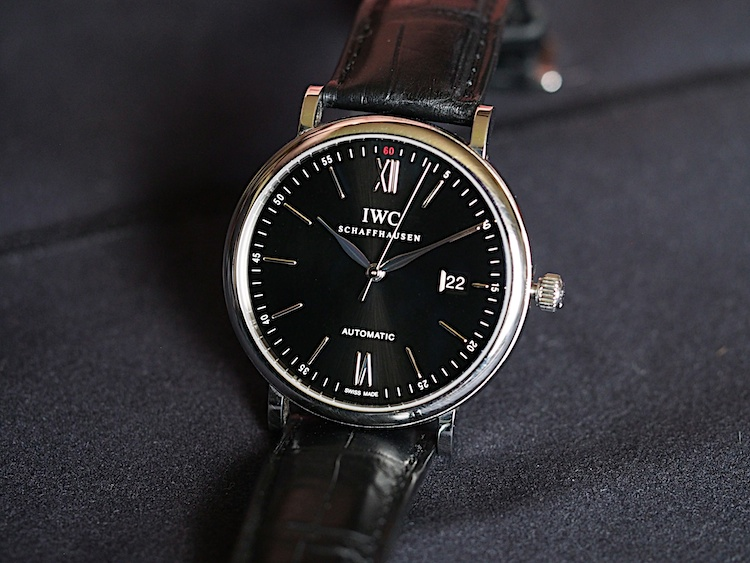 iwc watches prix