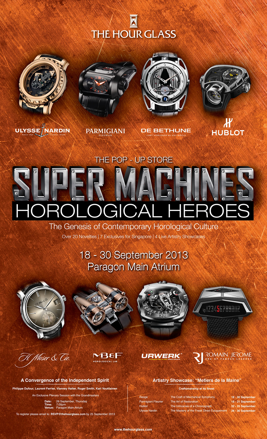 Supermachines-and-Horological-Heroes-Pop-up-Store