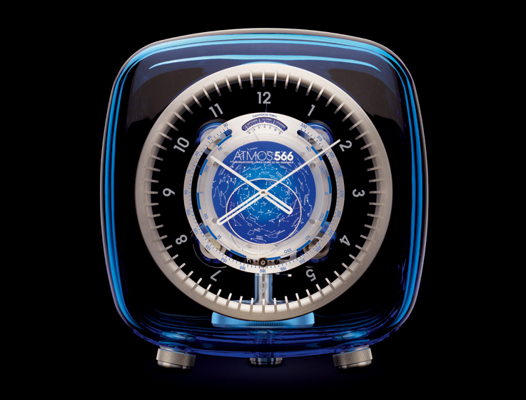 Jaeger-LeCoultre ATMOS 566 by Marc Newson
