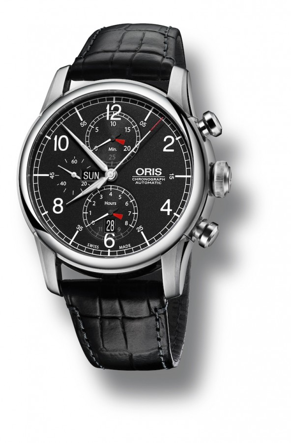 Oris RAID SWITZERLAND PARIS Limited Edition