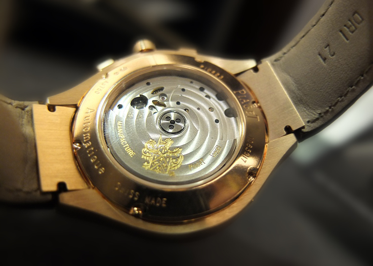 Piaget Polo Chronograph Movement