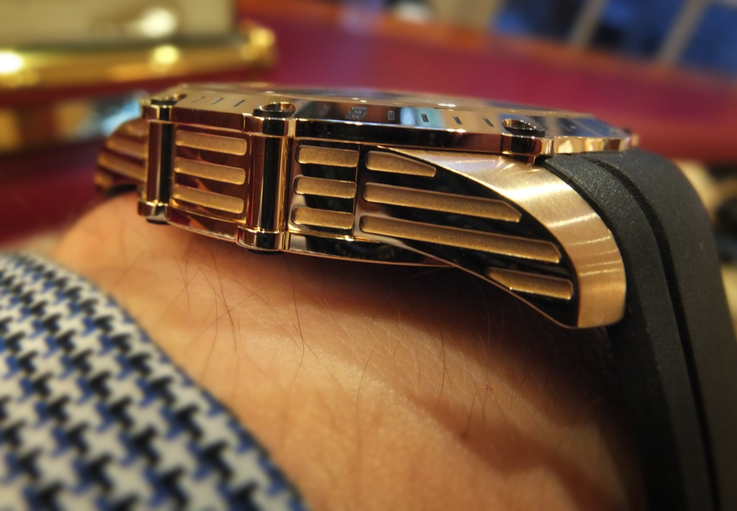 Chopard Superfast details