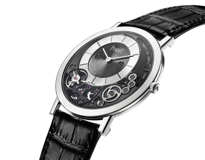 Piaget 900P front