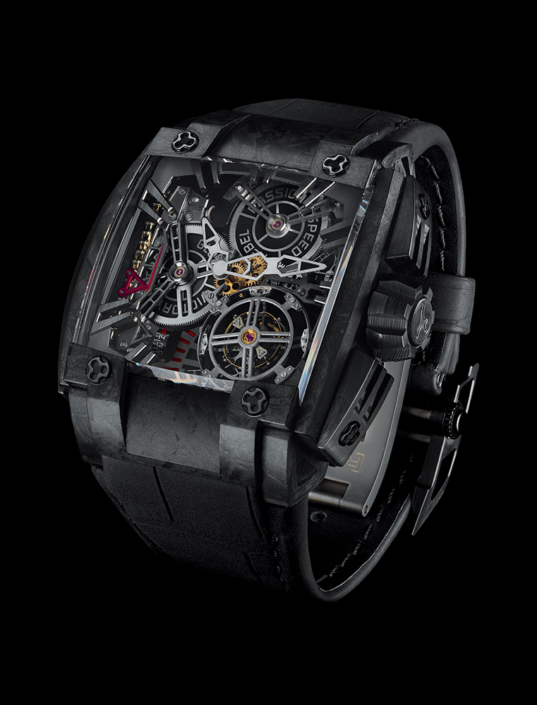 Rebellion 540 magnum tourbillon