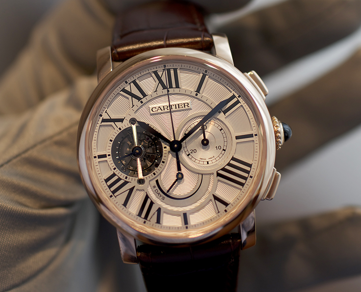 Tourbillon-Chronograph