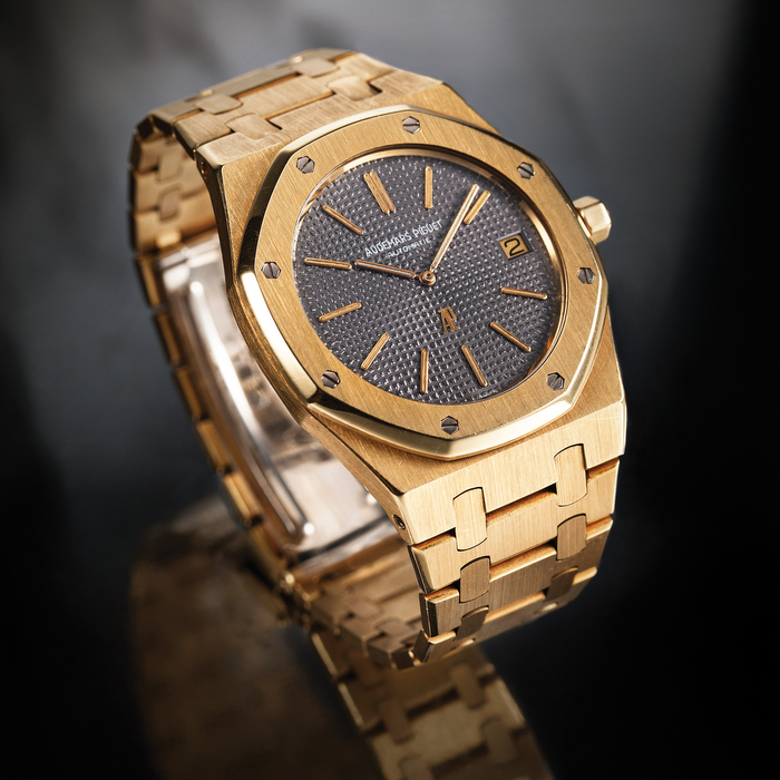 A-Series Yellow-Gold Royal Oak 5402