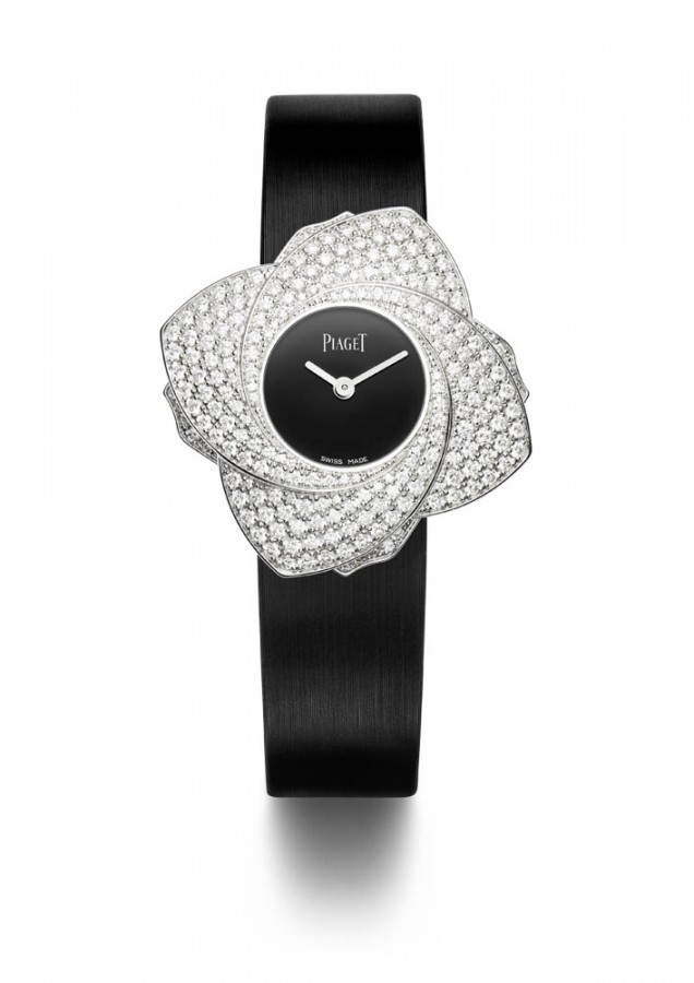 Piaget Limelight Blooming Rose-1