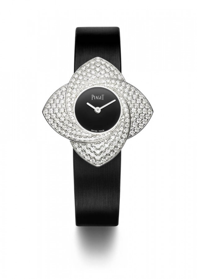 Piaget Limelight Blooming Rose-2