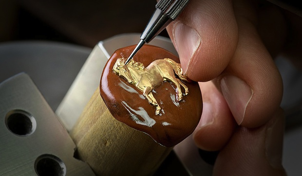 Meticulous craftsmanship in Vacheron Constantin's limited edition to commemorate the beginning of the Year of the Horse