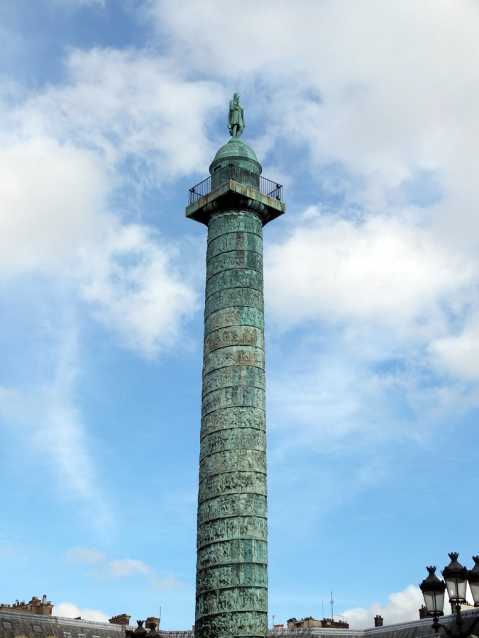 Column Place Vendome