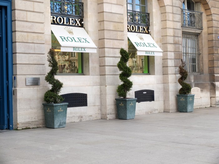 Rolex place vendome