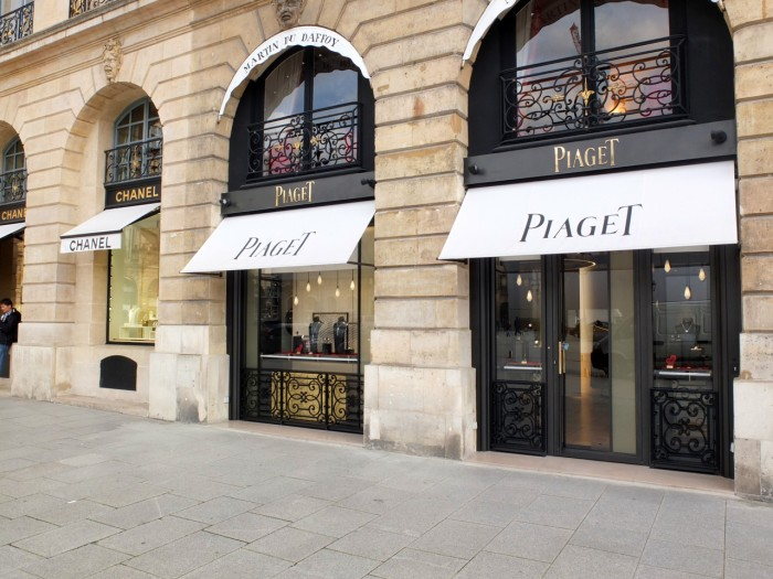 Piaget Place Vendome