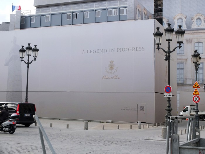 Place vendome Ritz
