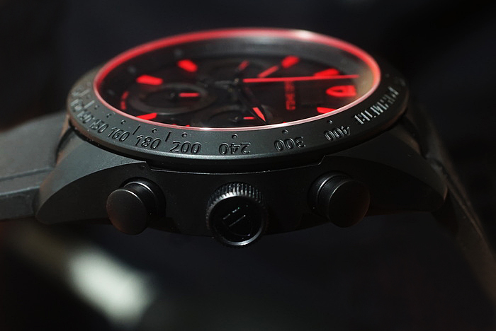 Tudor Blackshield Red