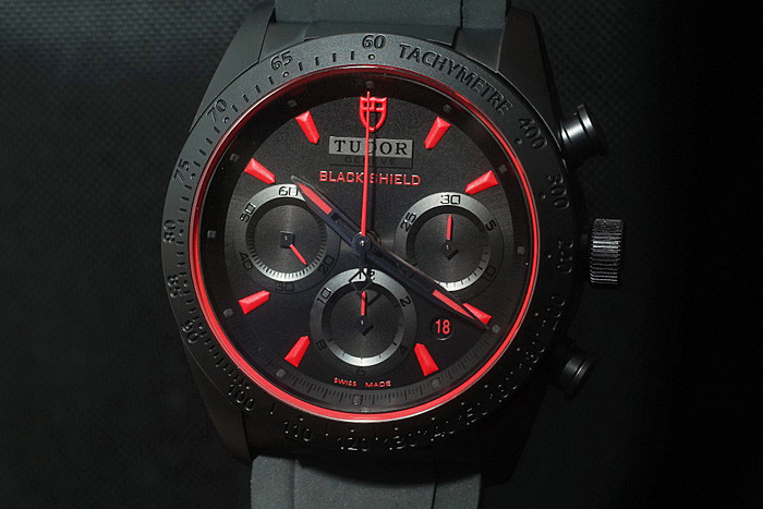 Tudor Blackshield Watch