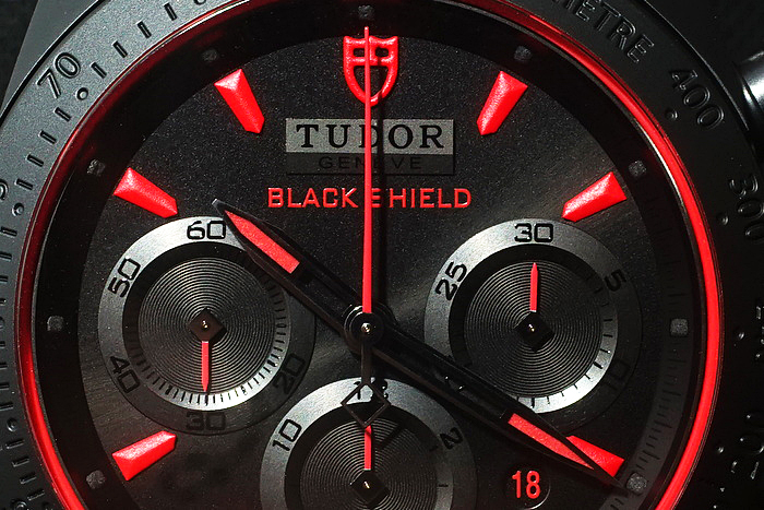 Tudor Blackshield Men Watch