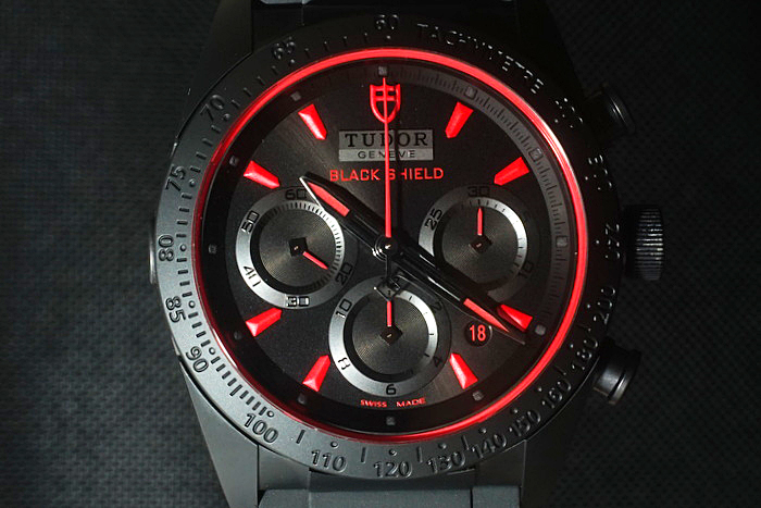 Tudor Blackshield Feature