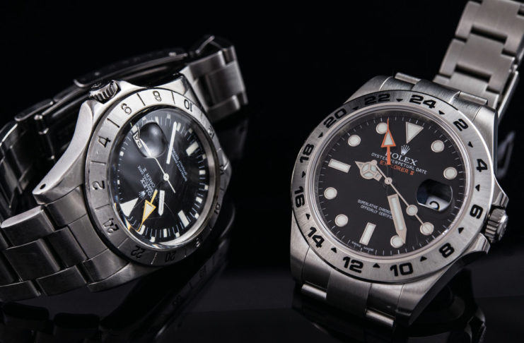 rolex gmt master ii price