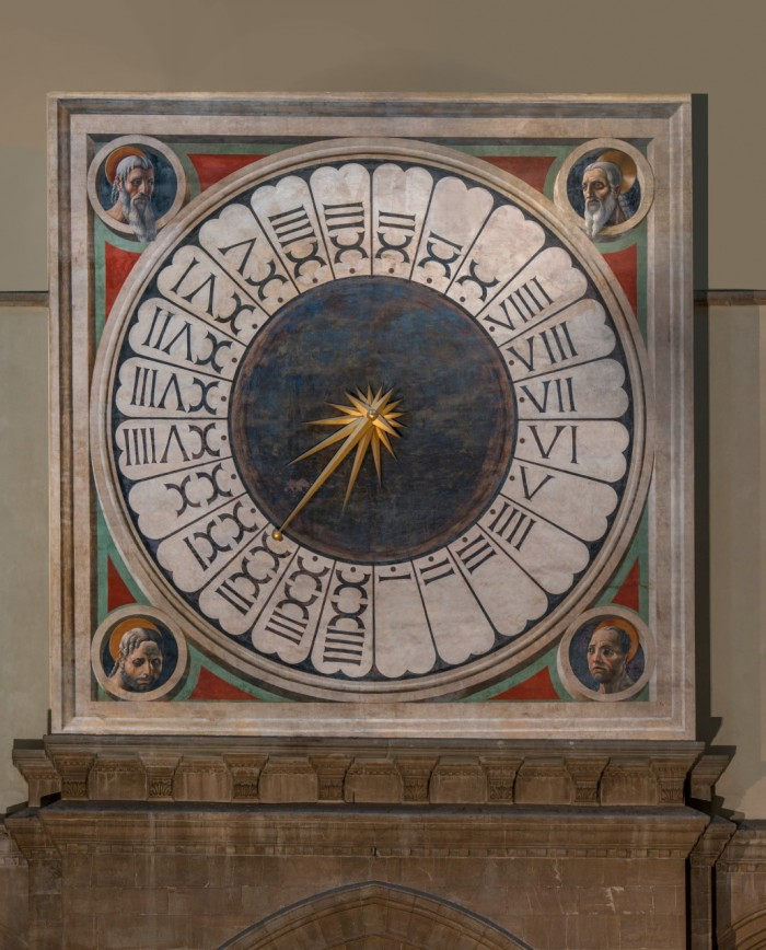 FLORENCE CATHEDRAL - PAOLO UCCELLO CLOCK I