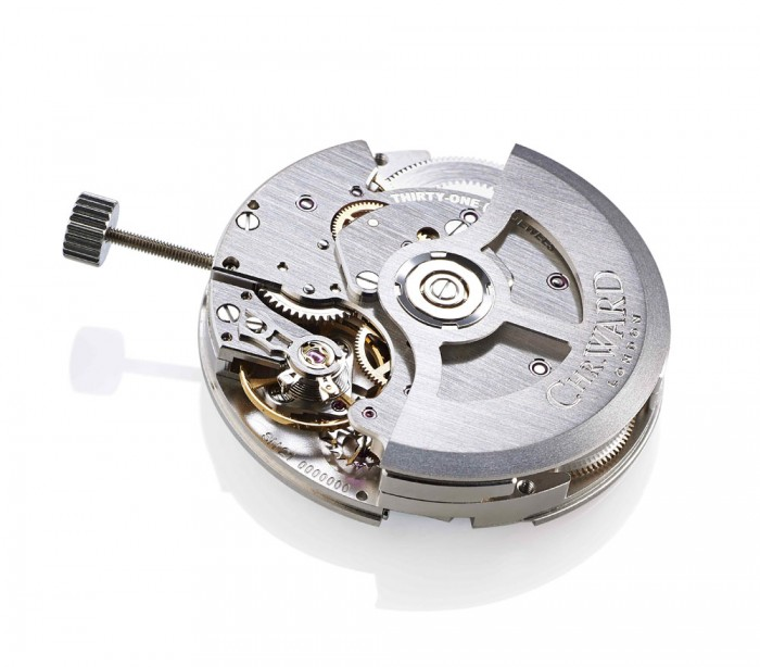 Calibre SH21, the first in-house movement from Christopher Ward LOW RES (small)