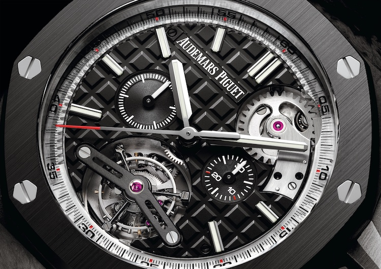audemars piguet tourbillon