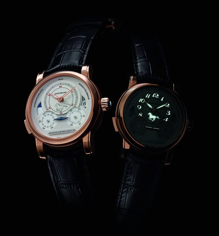 Homage to Nicolas Rieussec Special Edition, day and night