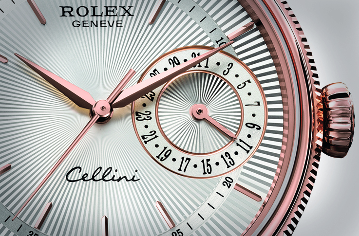CELLINI DATE - EVEROSE GOLD