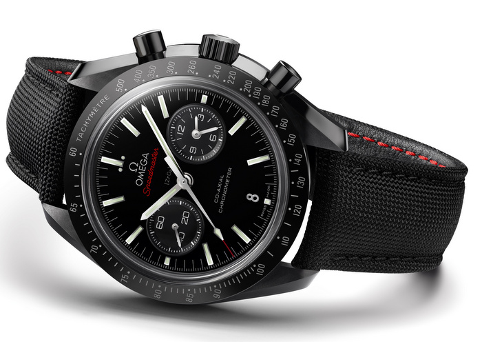 BASELWORLD2013_speedmaster_moonwatch_black ceramic_white background