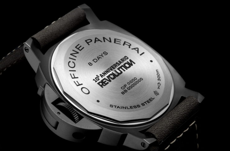 The PAM00599 REVOLUTION 10th Anniversary Special Edition [Live pics + Specs + Price + Availability]
