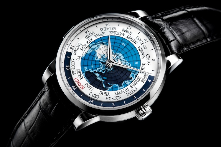 The Heritage Spirit Orbis Terrarum that Montblanc launched in 2015.