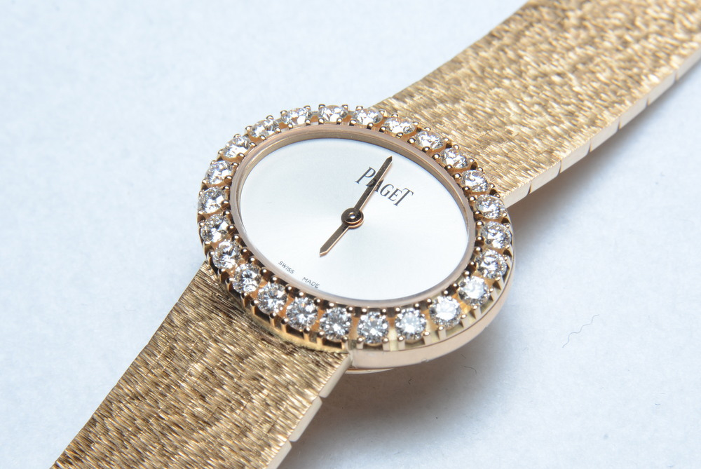 Piaget Traditional Oval